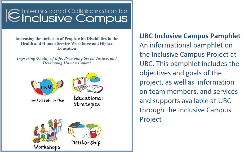 UBC IC Pamphlet